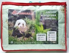 OB 15 Одеяло стеганое бамбук СТАНДАРТНОЕ 210X150 (1,5 спальное)