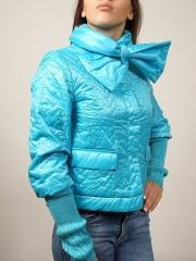 V6072-1 Куртка женская  демисезонная (57% полиэстер, 43% нейлон)