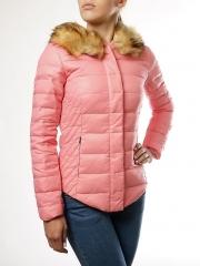 0711 Куртка женская демисезонная (90% пух, 10% перо)