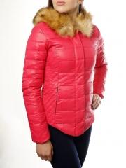 0710 Куртка пуховая женская Meekness (90% пух, 10% перо)