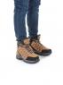 A102-7 Ботинки зимние мужские (искусственная кожа, искусственный мех)