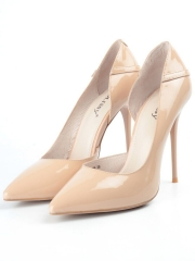 V-596 BEIGE Туфли женские (натуральная кожа)