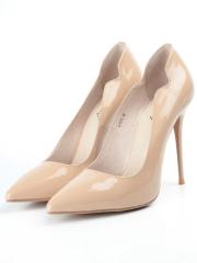 V-673 NUDE COLOR Туфли женские (натуральная кожа)