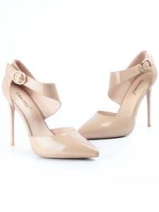 V-703 NUDE COLOR Туфли женские (натуральная кожа)