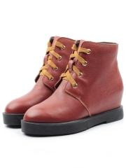 M40097 Ботинки женские (натуральная кожа, байка)