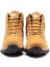 A1161-6 BROWN Ботинки зимние мужские (искусственная кожа, искусственный мех)