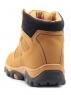 A1154-6 BROWN Ботинки зимние мужские (искусственная кожа, искусственный мех)
