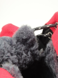 A101-9 Ботинки зимние мужские (искусственная кожа, искусственный мех)