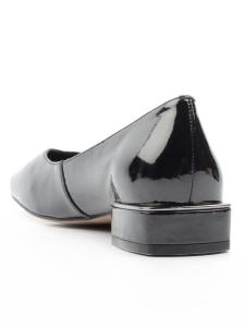 N18121P-1 BLACK Туфли женские (натуральная кожа, лакированная)