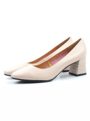 L-01-1 APRICOT Туфли женские (натуральная кожа)