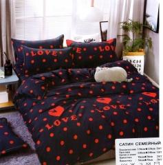 AB H008 Комплект семейного постельного белья AIMEE AB