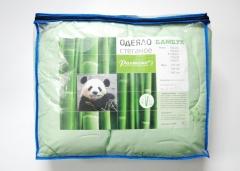 OBSH002 Одеяло бамбук стеганое СТАНДАРТНОЕ 165X210 (2 спальное)