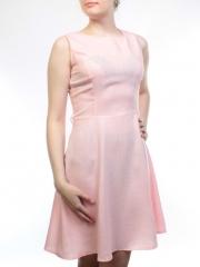 801 Платье женское (60% хлопок, 40% полиэстер)