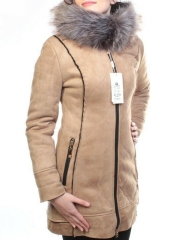 5167 Парка женская зимняя (150 гр синтепон, искусственный мех)