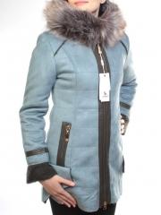 5132 Парка женская зимняя (150 гр. синтепон, искусственный мех)