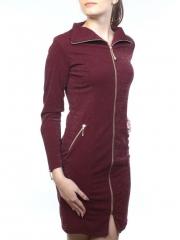 G2003 Платье женское (100% полиэстер)