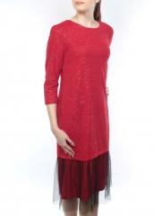 A2002 Платье женское (100% полиэстер)