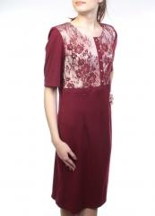 311 Платье женское (100% полиэстер)