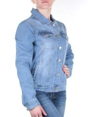 1715 Куртка джинсовая женская YAO YIN JEANS