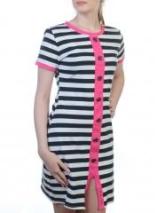 2203 Платье женское (90% хлопок, 10% полиэстер)