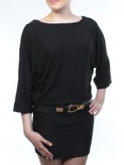 8901 Платье женское (90% полиэстер, 10% эластан)