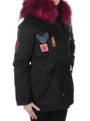 886 Куртка-пихора женская зимняя Jiaoliwang