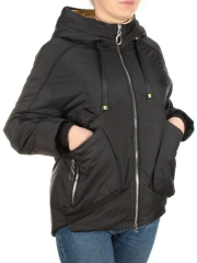 2115 Куртка демисезонная женская JIAOLIWANG (100 гр.синтепона)