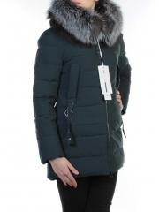 266 Куртка зимняя с чернобуркой OMMEITT
