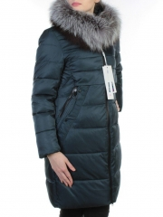 352 Пальто зимнее с чернобуркой OMMEITT