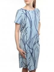 M-37 Платье женское (100% полиэстер)