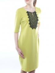 D20-22 Платье женское (100% полиэстер)