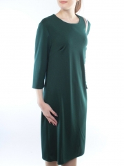 D20-10 Платье женское (90% полиэстер, 10% эластан)