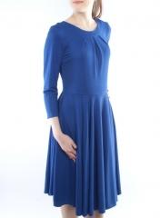 015A Платье женское (100% полиэстер)