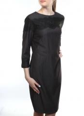 DL167 Платье женское (65% полиэстер, 35% хлопок)