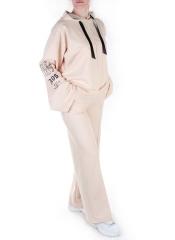 Y297 Спортивный костюм женский (100% хлопок) размер 48