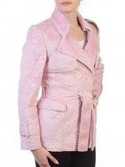 101798 Пальто кашемировое женское (100% полиэстер)