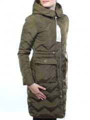 819 Пальто зимнее женское (150 гр. синтепон)