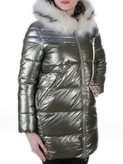 1827 Куртка зимняя облегченная женская Moki