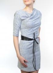 1508 Платье женское (65% хлопок, 35% полиэстер)