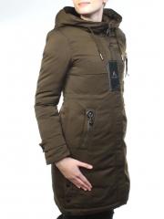 8915 Пальто зимнее женское (холлофайбер)