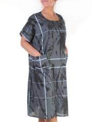 813 Платье длинное летнее GERBERA