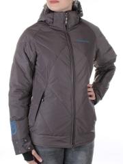 B0340 Куртка лыжная стеганая Running river