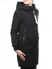 1906 Пальто женское демисезонное (100 гр. синтепон)