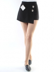 8888 Юбка-шорты женская (95% полиэстер, 5% спандекс)