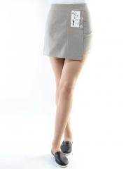 1813 Юбка-шорты женская (95% полиэстер, 5% спандекс)