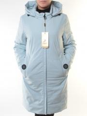 18078 Пальто демисезонное женское (100 гр. синтепон)