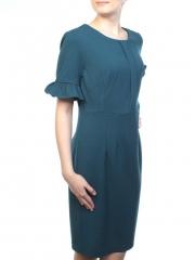 8834 Платье женское (90% полиэстер, 10% эластан)