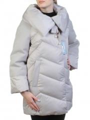 SM-1858 Пальто зимнее женское (холлофайбер)