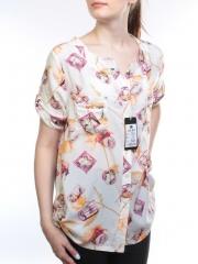702 Рубашка женская (100% хлопок)