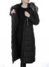 8200 Пальто теплое с мехом Jarius